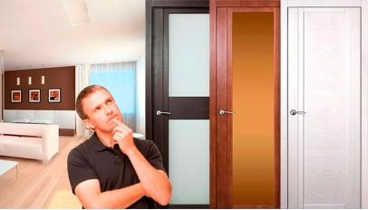 5 Советов по выбору цвета межкомнатных дверей