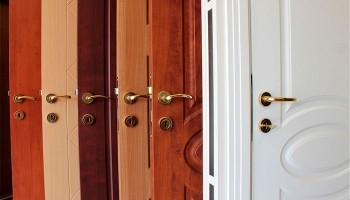 Покрытия межкомнатных дверей