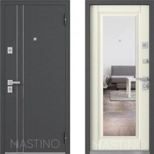 Входная дверь Mastino CIELO дуб белый матовый