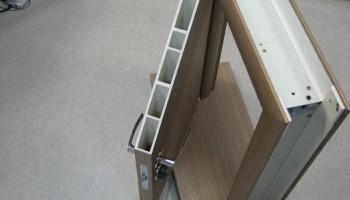 Двери межкомнатные с покрытием ПВХ