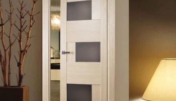 Матовые стекла для межкомнатных дверей