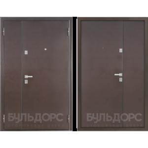 Входная дверь Двустворчатая 1180*2050
