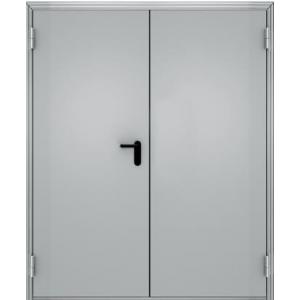 Входная дверь Противопожарная двустворчатая 1180мм*2050мм