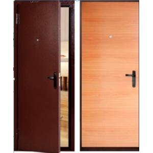 Входная дверь Строитель