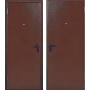 Входная дверь Строитель металл